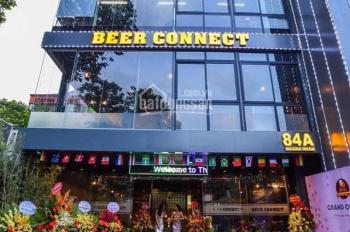 Cho thuê nhà mặt phố Đào Tấn số 97 làm vp, spa, nhà hàng 90m2 x 5 tầng, MT 17m