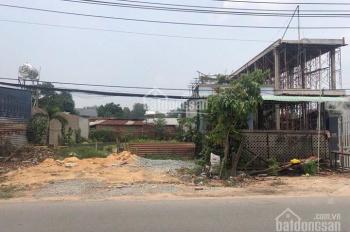 Đất 6x30m mặt tiền Trần Văn Chẩm giá 1tỷ650, khúc gần giao HL2, thích hợp kinh doanh LH 0777750222