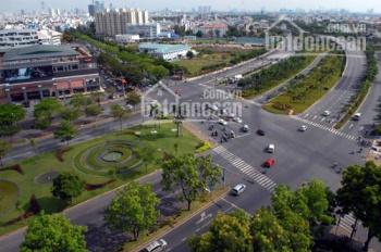 Bán nhà diện tích khuôn viên 1000m2 mặt tiền Nguyễn Văn Linh, quận 7 giá 100 tỷ lh 0903368292