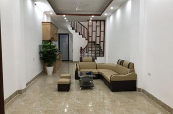 Bán nhà Ngõ Gốc Đề, Minh Khai, DT 40m2 x 5 tầng xây mới