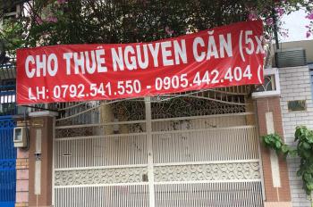 Không quản lý được nên cho thuê nguyên căn mặt tiền 290 Điện Biên Phủ, Quận 10