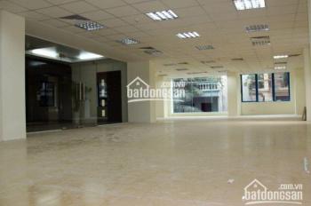 Cho thuê văn phòng cạnh hồ Xã Đàn, 130m2, phòng vuông, giá 22 triệu/tháng