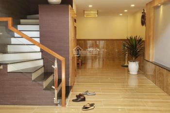 Nhà đẹp, kế đường Phan Văn Trị, góc Lê Đức Thọ, P. 5, nhà 4 tầng/nội thất, hẻm an ninh, chỉ: 6.6 Tỷ