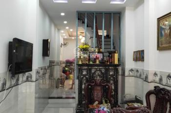 Bán nhà HXH đường Lê Ngã, Phú Trung, Tân Phú, DT: 3.2 x 16m, trệt 3 lầu 6 phòng, 3WC. Giá 7 tỷ TL