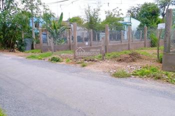 Chính chủ bán đất mặt tiền tại thành phố Bến Tre, thổ cư hết đất, nở hậu giá rẻ đã rào xung quanh