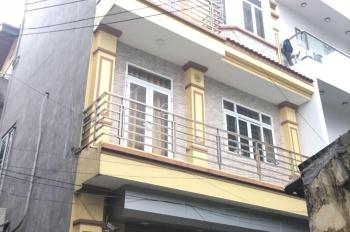Bán nhà sổ đỏ 5 tầng xây kiên cố tại học viện Nông nghiệp gồm 9 phòng đủ đồ
