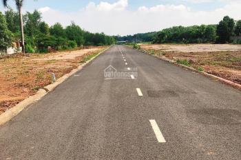Đất nền sổ hồng thổ cư, ngay cổng KCN Giang Điền, giá chỉ 650 triệu/nền