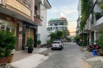 Cho thuê nhà HXH 285/18 Trần Bình Trọng, P4, Q5, ngay hồ bơi Lam Sơn