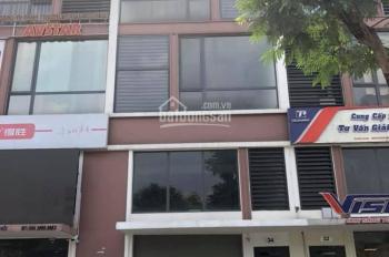 Cho thuê shophouse để kinh doanh, làm văn phòng KĐT Gamuda Gardens, 885 Tam Trinh, Hoàng Mai, HN