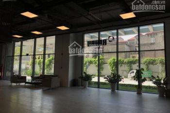 Cho thuê sàn mặt bằng tầng 1 diện tích hơn 500m2 tại Phùng Chí Kiên - Cầu Giấy