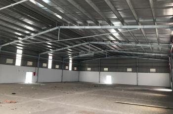 Cần cho thuê kho xưởng 3100m2 gần KCN Tân Bình cont vào tốt. Giá 170 triệu/tháng