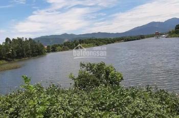 Bán lô đất 1500m2 có 20m bám hồ Cổ Đông, Sơn Tây Hà Nội cách quốc lộ 21a khoảng 100m