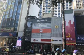 Cho thuê nhà mặt tiền đường Ba Tháng Hai (đoạn ngã sáu Dân chủ - ngã tư Cao Thắng) 4x25m 3 tầng