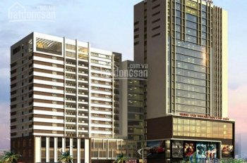 Tòa văn phòng giá chỉ 180 nghìn/m2/tháng tại Cầu Giấy
