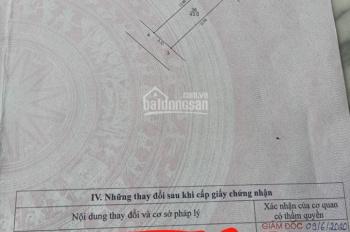 Bán lô đất tái định cư tổ 12 Thạch Bàn, Long Biên, Hà Nội 43 m2