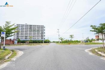Nợ ngân hàng cần bán gấp lô biệt thự ven biển vị trí cực đẹp ngay FPT cách bãi tắm Tân Trà chỉ 500m