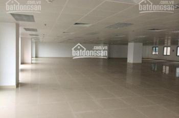 Cho thuê sàn văn phòng Tô Hiệu Hà Đông 250m2, thông sàn, giá 35tr/th. Có cho làm game, gym, bi - a