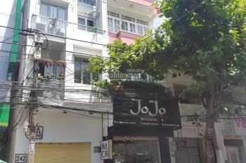 Bán nhà 4 tầng mặt tiền đường Phan Chu Trinh, Hải Châu, TP. Đà Nẵng