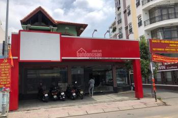 Cho thuê mặt bằng căn góc hai mặt tiền 12x16m Nguyễn Văn Đậu Bình Thạnh 60tr/th