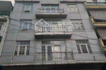 Cho thuê nhà mặt phố Mai Hắc Đế, DT 167m2 x 10 tầng, MT 12m, giá thuê 220tr/th, LH 0968896456
