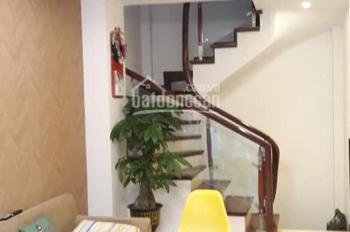 Bán nhà mặt phố Trần Quốc Hoàn 4T, vỉa hè 4m siêu phẩm kinh doanh, nhà đẹp giá tốt 6.95 tỷ, sổ đỏ