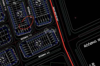 Bán đất mặt tiền đường T5, ngay ngã tư A1 và đường 28, lô kề góc đẹp, thoáng mát. Lh 0905573486