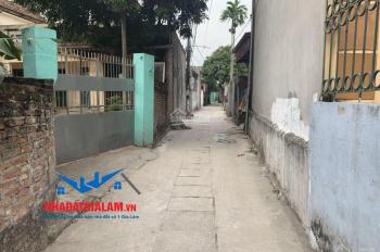 Cần bán 45m2 đất hai mặt thoáng ngõ xe máy Dương Đình, Dương Xá, Gia Lâm. LH 097.141.3456