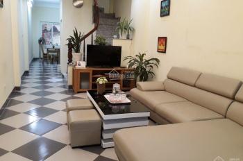 Cho thuê nhà riêng 60m2x 4 tầng nhà mới nội thất đẹp phố Đào Tấn
