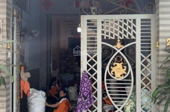 Xoay vốn cần bán gấp nhà Nguyễn Văn Luông, DT cực khủng: 4x23m (nở hậu 4.4m), chỉ 6 tỷ 5, Q. 6