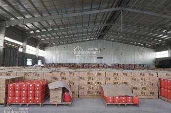 Cho thuê kho diện tích 1786m2 (38 x 47m) khuôn viên: 2840m2 (diện tích kho) trong khu công nghiệp
