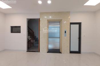 Nhà mặt phố Trương Định 185m2, 7 tầng, 25.6 tỷ, cho thuê 110tr/th