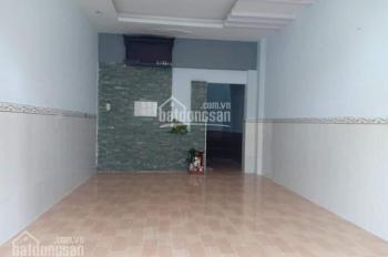 Cần cho thuê nhà nguyên căn 1 trệt 1 lầu, có sân đậu xe ô tô 3p ngủ DT 5x22m đường Nguyễn Duy Trinh