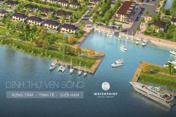 Nam Long Group nhận giữ chỗ khu đô thị Waterpoint ngay hôm nay - LH PKD: 090 683 6684