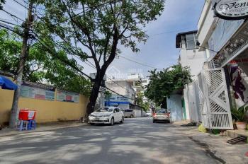 Cho thuê nguyên căn MT trung tâm đường Trần Khánh Dư - Quận 1 trệt 5 lầu có 8 phòng - giá 50tr