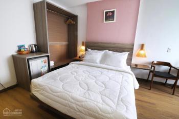 Cho thuê khách sạn Lý Tự Trọng Q. 1 16P và Coffee ST - 4m x 22m - trệt 6 lầu 92tr/tháng