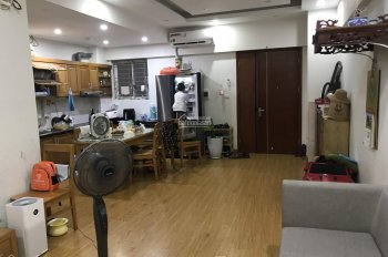 Bán căn hộ chung cư giá tốt nhất tòa N03 80m2, 2 ngủ, nội thất cơ bản 2,15 tỷ