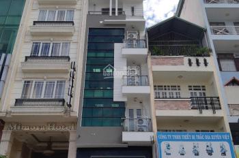Bán nhà góc 2 MT Huỳnh Khương Ninh, Quận 1, DT 5,75x16,5m, DTCN 88.7m2, 1 lửng 4 tầng, giá 32 tỷ