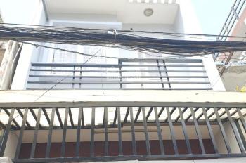 Cho thuê nhà mới 2 lầu hẻm kinh doanh đường Dương Bá Trạc, P. 1, quận 8
