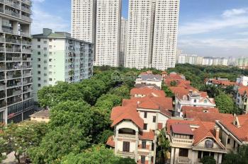 Bán chung cư Nơ1B KĐT Linh Đàm, 77m2, 3 phòng ngủ, 2 wc, sổ đỏ chính chủ, giá 1,89 tỷ