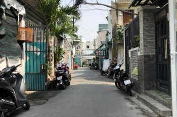 Bán nhà mặt tiền hẻm Nguyễn Duy Cung, P. 12, Q. Gò Vấp
