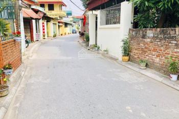 Bán 58m2 đất ở tại Cửu Việt, Trâu Quỳ, Gia Lâm, HN hiện đang có nhà cấp 4, đường ô tô giá cực đẹp