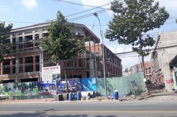 Nhà phố An Phát Residence xây dựng 1 trệt 2 lầu P Tân Bình, TP Dĩ An, Bình Dương CK ngay 1 cây vàng