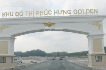 Mở bán đất nền dự án Phúc Hưng Golden, 100m2 giá từ 379triệu, đường 22m, nhận nền ngày, CK 8%/sp