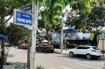 Bán 3 lô đất MT đường Trương Quyền 7m5, đi bộ ra tắm biển, giá rẻ nhất khu vực