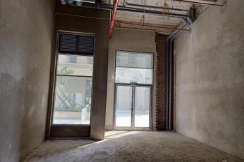 Cho thuê kiot thương mại tại khối đế tầng 1, tòa CT2B chung cư Hà Nội Homeland Long Biên, diện tích