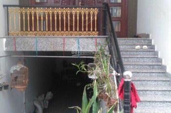 Bán nhà 1 tầng hầm 3 lầu (4x23m) giá 8.6 tỷ (TL). MT Dương Thị Mười, P. TTH, Q12, LH: 0933805479