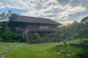 Bán 1.1 ha biệt thự nghỉ dưỡng đẹp mê ly tại Lương Sơn, Hòa Bình