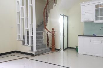 Mua nhà tặng điều hòa, máy giặt, nhà mới 4 tầng cực đẹp Hậu Ái - giá chỉ 1.75 tỷ - LH 938923696