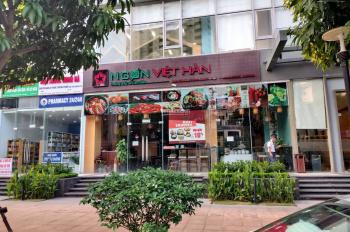 Cho thuê Shophouse khối đế tầng 1 + 2, DT 200m2 ở Vinhomes Gardenia Hàm Nghi, giá cực kỳ ưu đãi