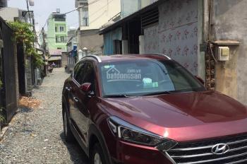 Bán đất sát mặt tiền Lê Đức Thọ, phường 13, Gò Vấp hẻm xe hơi quay đầu giá 60tr/m2 thổ cư 100%